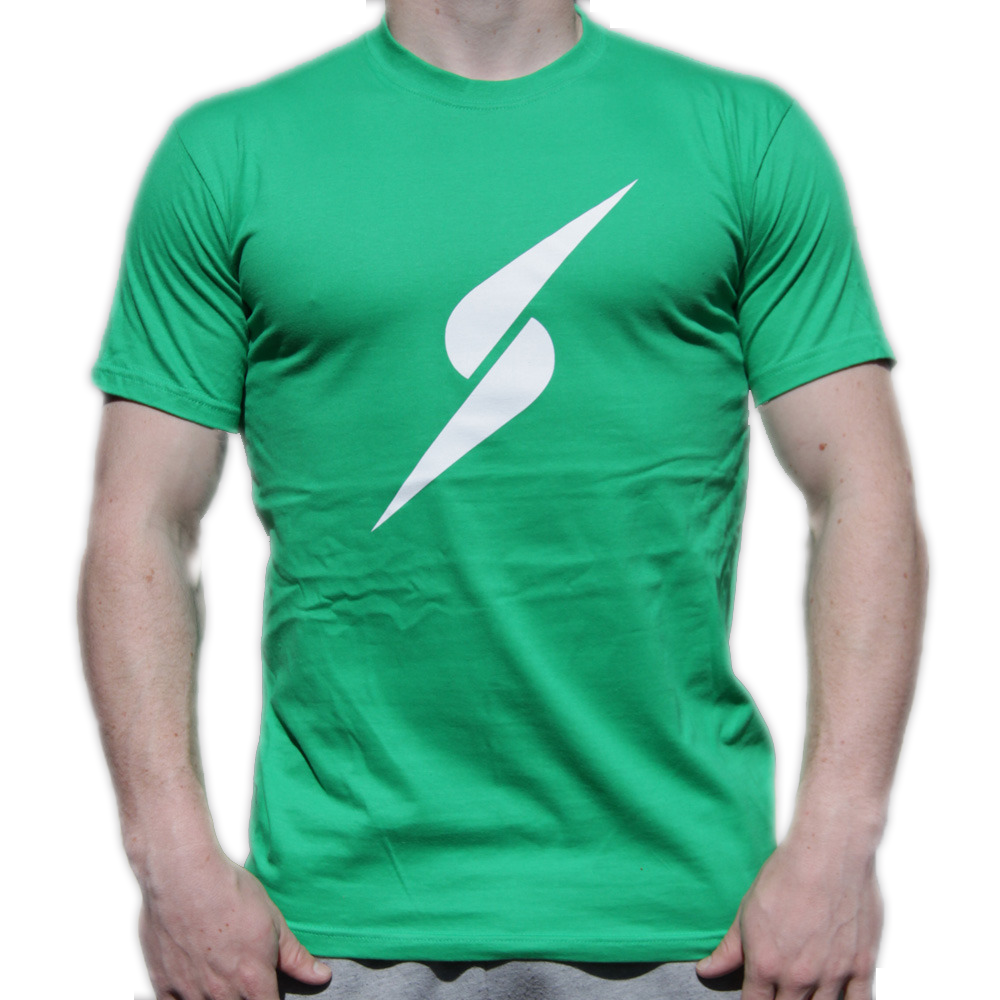 Storm Strike TShirt (Green)