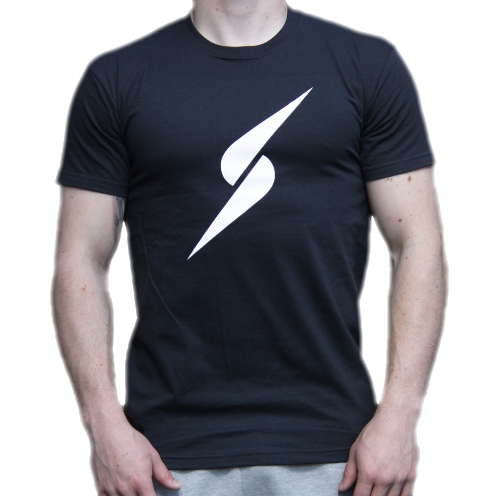 Storm Strike TShirt Black