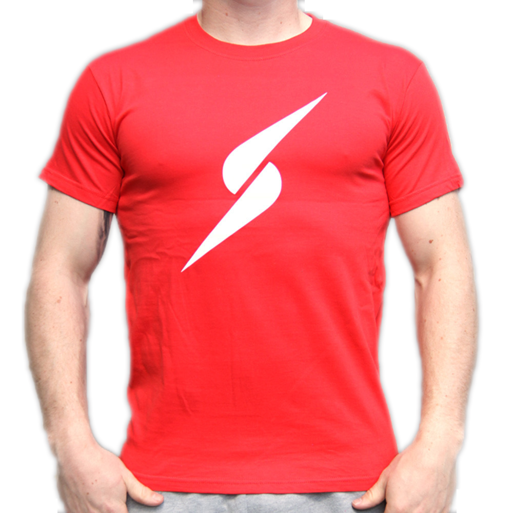 Storm Strike TShirt (Red)
